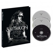 "SATYRICON ""Live at the Opera"" - 2015 [A5-Digibook]"