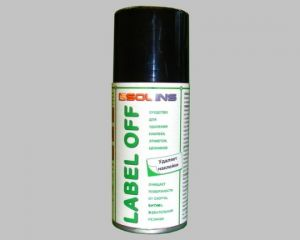 Label-off Solins средство для удаления наклеек (200 мл)