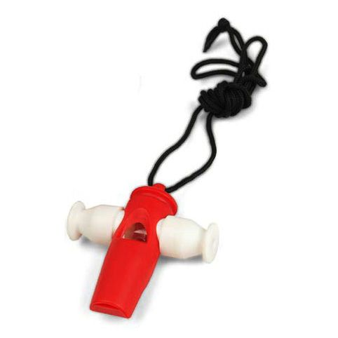 DADI TTW-001  Свисток красный, трехтональный