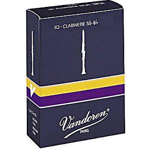 VANDOREN CR102 Traditional Трость №2 для кларнета