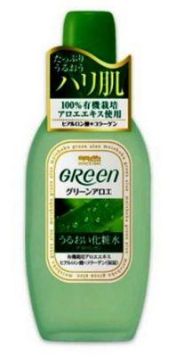 Натуральный лифтинг - лосьон Green Plus Meishoku