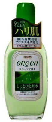 Увлажняющий лосьон от морщин Green Plus Aloe Moisture Lotion Meishoku