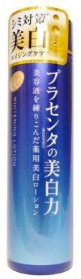 Отбеливающий лосьон-молочко Placenta Whitening Lotion Meishoku