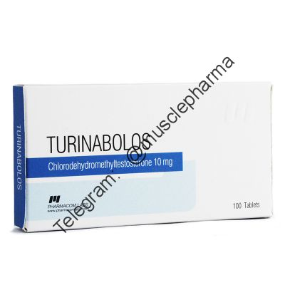 TURINABOLOS (PHARMACOM LABS). 100 таб.  по 10 мг.