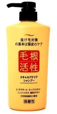 Шампунь для укрепления и роста волос Junlove, 550ml