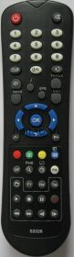 Пульт ДУ Galaxy innovations (Gi) HDX403P S2026, S2126