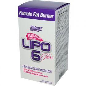 Nutrex Lipo-6 Hers (120 капс.)