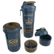 Шейкер SmartShake Signature Series Ronnie Coleman - Blue & Gold (800 мл.) Ronnie Coleman