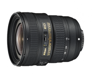 Nikon AF-S NIKKOR 18–35mm f/3.5–4.5G ED