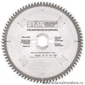 CMT 297.064.09M Диск пильный 216x30x2,8/2,2 -6гр TCG Z64 (подходит для Festool)