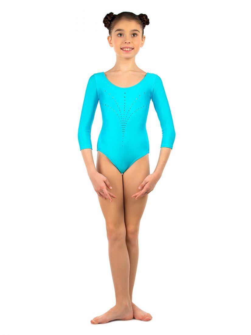 Купальник спортивный для девочек 6-7 лет от  Arina Ballerina