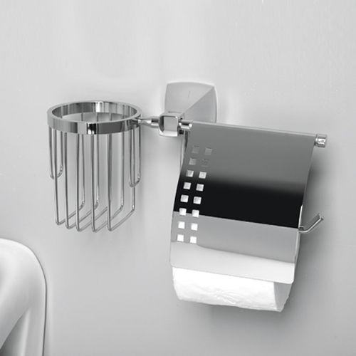 WasserKraft К-2559 Держатель туалетной бумаги и освежителя