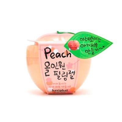 Корейская пилинг-скатка персиковая Все-в-одном Peach All-in-one Peeling Gel Baviphat