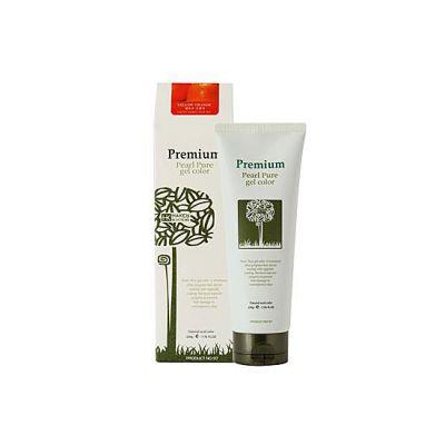 Корейский маникюр для волос Haken Premium Pearll Pure Gel Color Gain Cosmetic