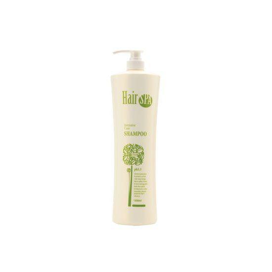 Корейский спа-шампунь укрепляющий Haken Hair Spa Intensive Care shampoo Gain Cosmetic