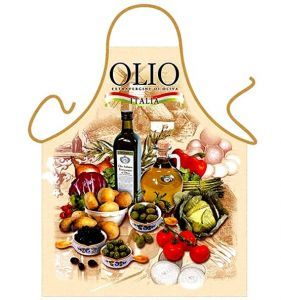 "Фартук ""Оливковое масло"""
