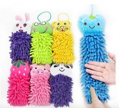 АКЦИЯ! Детское полотенце для рук из микрофибры