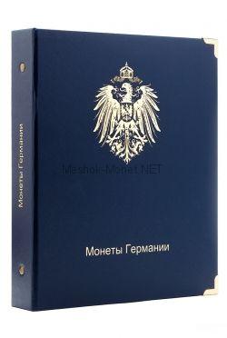 Обложка для альбома Монеты Германии