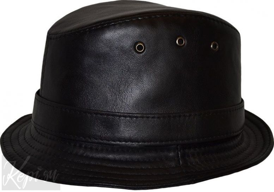 кожаная шляпа легенда