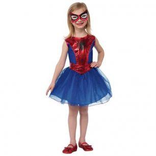Костюм девочка человек паук