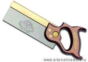 Пила столярная обушковая Pax Dovetail CrossCut 203 мм 20tpi Thomas Flinn М00005106