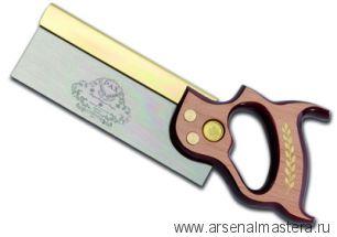 Пила обушковая Pax Dovetail CrossCut 203 мм 20tpi Thomas Flinn М00005106