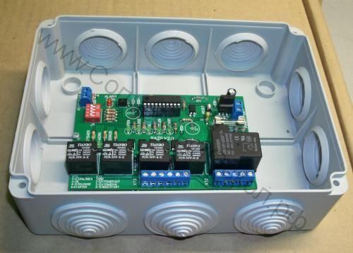 Блок автоматического запуска генератора БАЗГ-1-01