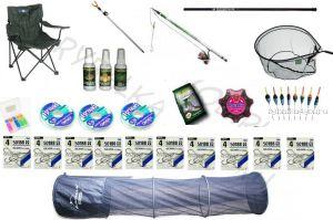 """Поплавочный рыболовный комплект """"Carbon Premium 500"""""""