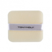 """Tony Moly"" Flocking POWDER PUFF(Square) 2P, Прямоугольный пуф"