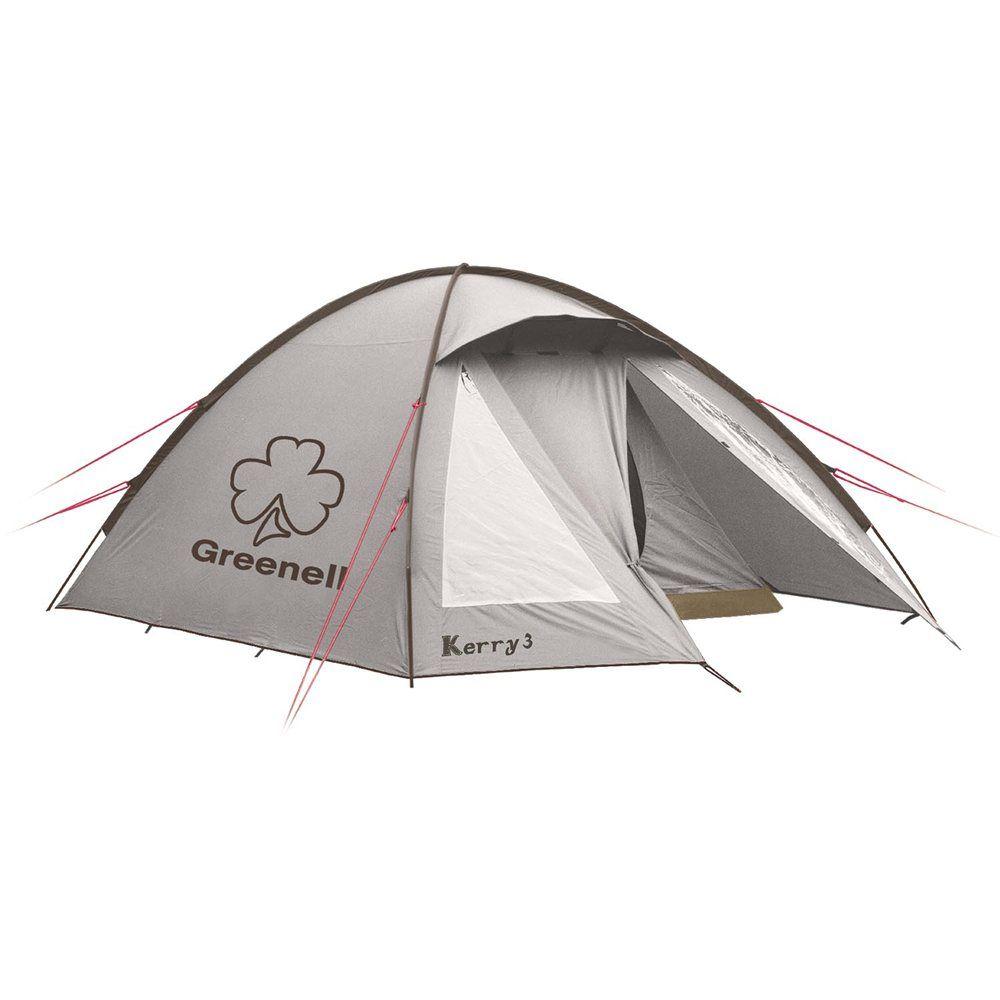 GREENELL КЕРРИ 3 V3 трёхместная кемпинговая палатка