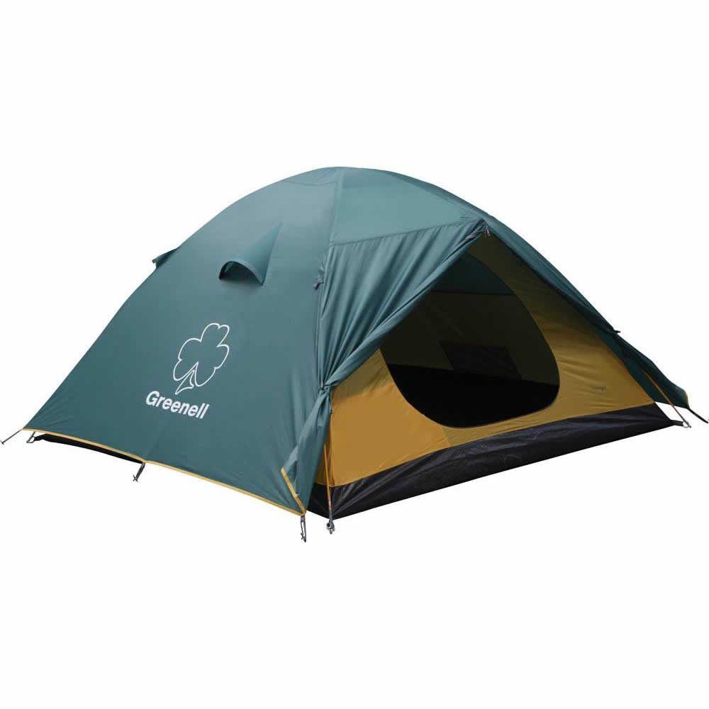 GREENELL ГОРИ 3 трёхместная кемпинговая палатка