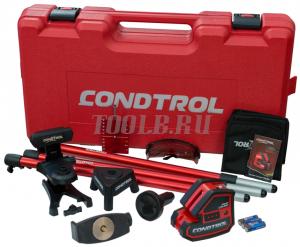CONDTROL Combo Profi Set - лазерный нивелир