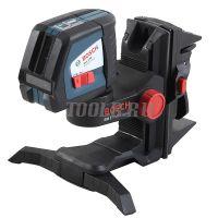 Лазерный построитель плоскостей  BOSCH GLL 2-50 + BM1 + L-Boxx  - купить в интернет-магазине www.toolb.ru цена и обзор