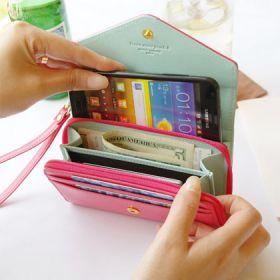 Чехол-кошелек для смартфонов Crown Wallet