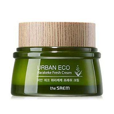 АКЦИЯ! Корейский крем освежающий с экстр. новозел. льна Urban Eco Harakeke Fresh Cream Saem