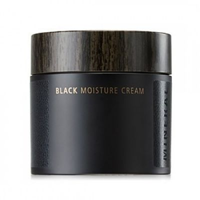 The Saem Крем для лица увлажняющий Mineral Homme Black Moisture Cream 80мл