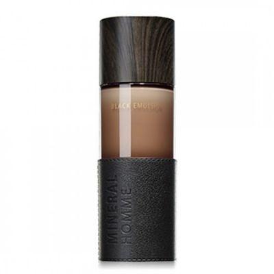 The Saem Эмульсия увлаж. (New) Mineral Homme Black Emulsion 130мл