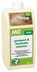 HG Чистящее средство для ламината и паркета ЭКО 1 л