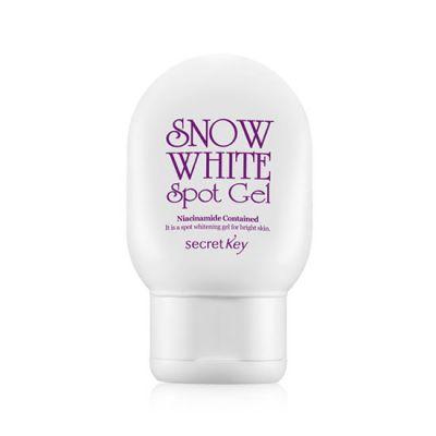 Корейский гель для лица и тела отбелив. Snow White Spot Gel Secret Key