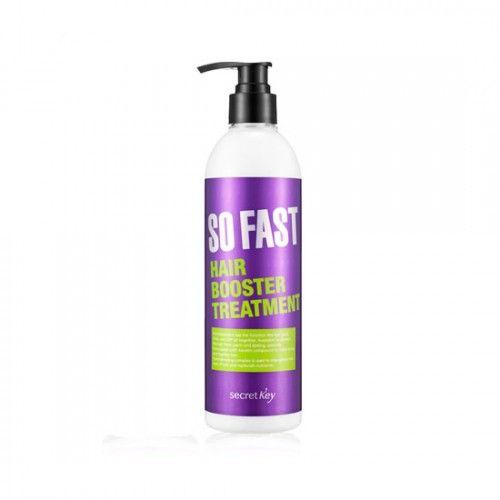 Корейский бальзам для быстрого роста волос So Fast Hair Booster Treatment Secret Key