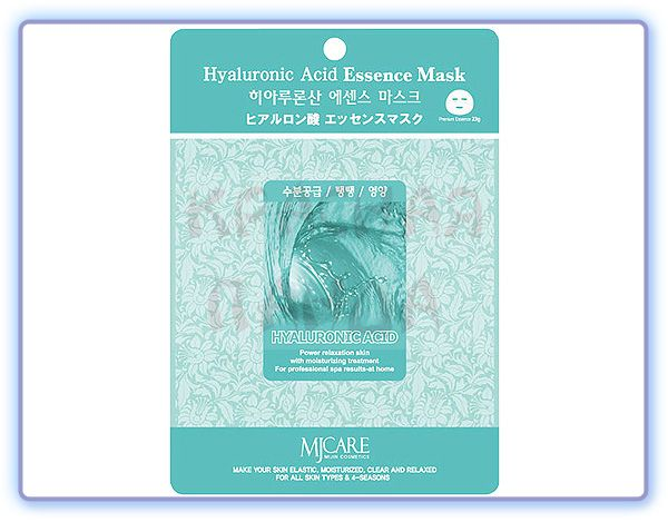 Маска тканевая Hyaluronic Acid Essence Mask