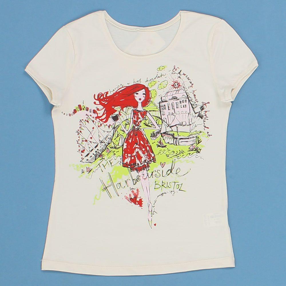 Блуза для девочки Гармония