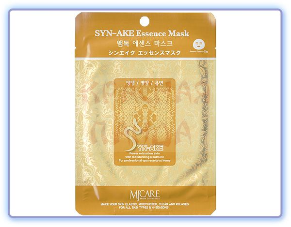 MiJin Cosmetics Syn-Ake Essence Mask