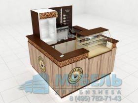 Павильон по продаже кофе