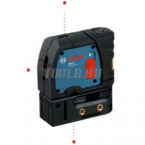 BOSCH GPL 3 Professional - точечный лазер