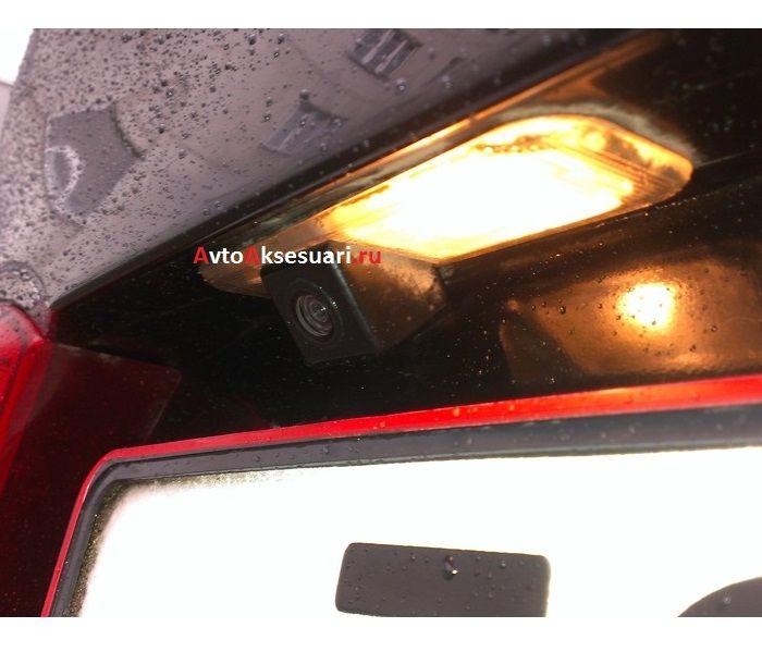 Камера заднего вида для Kia Rio седан