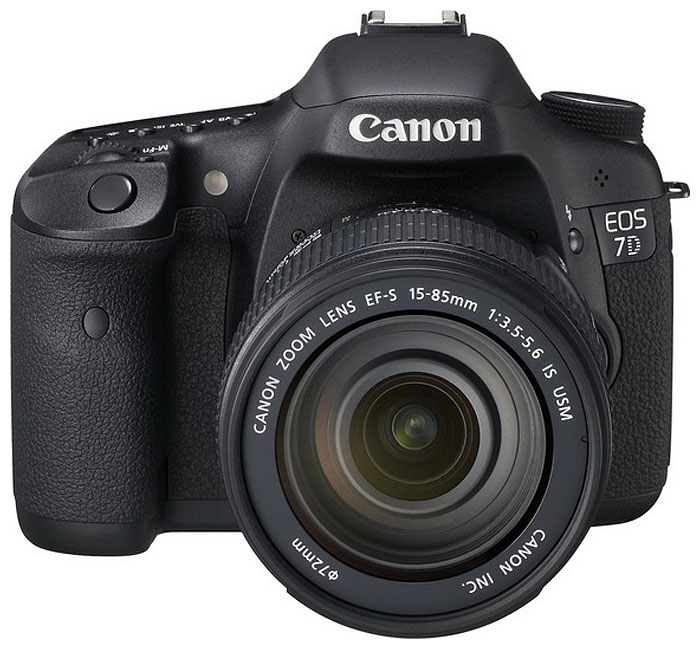 Canon EOS 7D Kit 18-135mm IS USM