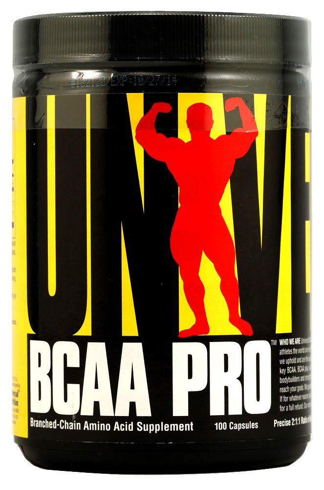 BCAA PRO (100 капс.)