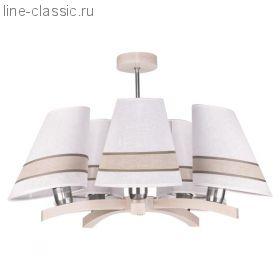 Люстра TK Lighting 804 Mila 5