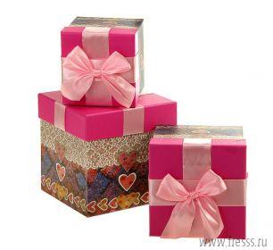"""Коробка подарочная """"Ажур"""""""